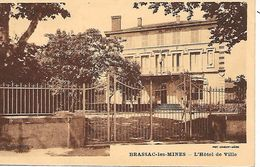 BRASSAC-les-MINES - ( 63 ) - L'Hotel De Ville - Frankrijk