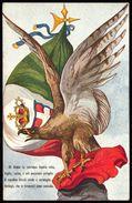 PATRIOTTICHE - AQUILA DI ROMA - ID-2212.PC.V - Patriottiche