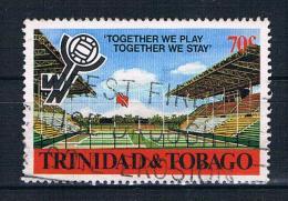 Trinidad & Tobago 1980 Stadion Mi.Nr. 427 Gestempelt - Trinidad & Tobago (1962-...)