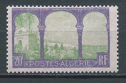 ALGÉRIE 1927/30 . N° 85 . Neuf ** (MNH) - Algeria (1924-1962)