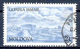 MOLDAVIE    (COE 268) - Moldavie
