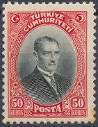 Stamp Turkey  Mint Lot#30 - Unused Stamps