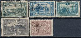 Stamp Turkey  Used Lot#2 - 1858-1921 Empire Ottoman
