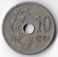 Belgium 1905 10c (Flemish) [C730/2D] - 1865-1909: Leopold II