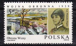 Pologne 1985 N° Y&T :   2803 ** - 1944-.... République