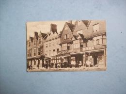 Angleterre: Carte Postale Ancienne De Marlborough - Old Houses - Angleterre