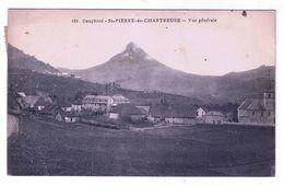 SAINT PIERRE DE CHARTREUSE  VUE GENERALE - Sonstige Gemeinden