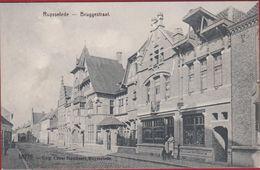 Ruiselede Ruysselede Bruggestraat GEANIMEERD  (In Zeer Goede Staat) - Ruiselede