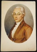 Alexander Radishchev (1749-1802) - Russian Philosopher - Радищев - Portrait - Russia Nv - Filosofia & Pensatori
