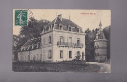71  SAONE ET LOIRE , Château De MERCEY - France
