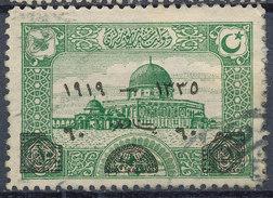 Stamp Turkey Overprint  Used Lot#37 - 1858-1921 Ottoman Empire