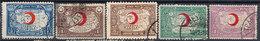 Stamp Turkey Overprint  Used Lot#47 - 1858-1921 Ottoman Empire