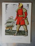 14314) SERIE PIRATI E CORSARI ILLUSTRATORE NICOULINE NON VIAGGIATA - Illustratori & Fotografie