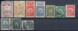 Stamp Turkey Overprint  Used Lot#50 - 1858-1921 Ottoman Empire