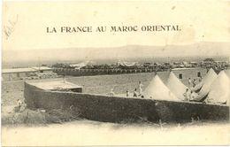 Maroc /// CPA - La France Au Maroc Oriental - Maroc