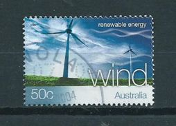 2004 Australia Wind,SHEET Used/gebruikt/oblitere - 2000-09 Elizabeth II