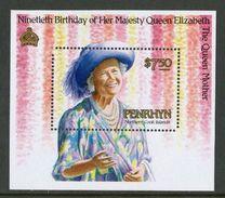 PENRHYN 1990 - 90e Ann De La Reine Mère - BF Neufs // Mnh // CV 16 Euros - Penrhyn