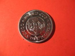GETTONE TOKEN  WORD CUP 1990  CAMEROON   - 127 - Unclassified