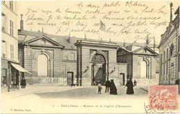 93/CPA A 1900 - Saint Denis - Maison De La Légion D'Honneur - Saint Denis