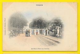 HANOÏ Foire Aux Chevaux (Moreau) Tonkin Viet-Nam - Viêt-Nam