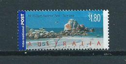 2004 Australia $1.80 Mt.William Used/gebruikt/oblitere - 2000-09 Elizabeth II