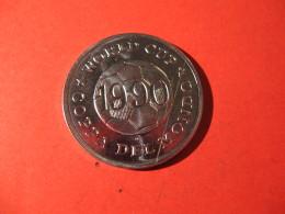 GETTONE TOKEN  WORD CUP 1990  ITALIA  - 129 - Unclassified