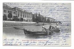 Grand Hôtel Und Pension Gardone-Riviera. - Brescia