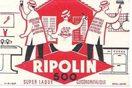 Buvard Ripolin 500 Super Laque. (Peinture) - Paints