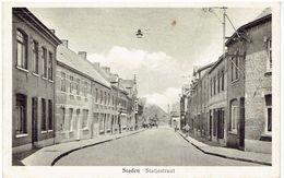 STADEN - Statiestraat - Uitg. Wwe Monthaye - Staden