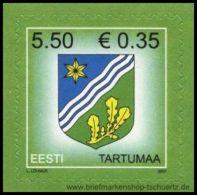 Estland 2007, Mi. 590 ** - Estonia