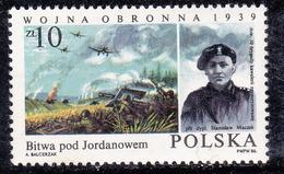 Pologne 1986 N° Y&T :   2859 (gomme Tâchée) ** - 1944-.... République