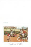 Calendrier De L'An 2000 - Bolides 2000 - Photo R Perrin - Calendriers
