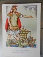 14317) SERIE PIRATI E CORSARI SCIPIONE L'AFRICANO A CARTAGENA ILLUSTRATORE NICOULINE NON VIAGGIATA - Illustratori & Fotografie