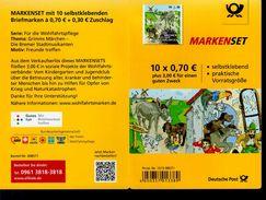 Markenheftchen Bund Postfr. MH 105 Grimms Märchen MNH ** - [7] République Fédérale
