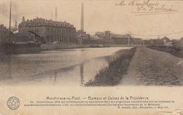 Marchienne Au Pont Bureaux Et Usines De La Providence - Mons