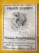 5621 -   Chianti Classico Villa Francesca Italie - Kunst
