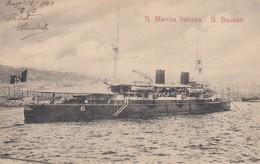 "8836-REGIA MARINA ITALIANA - ARIETE TORPEDINIERE ""G. BAUSAN"" - 1903-FP - Guerra"