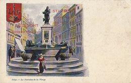 Liege Fontaine De La Vierge Savon Sunlight - Liege