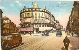 33/CPA A - Bordeaux - Le Cours De L'Intendance - Bordeaux