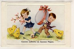 LOT  DE 35 CARTES  POSTALES  ANCIENNES  DIVERS  FANTAISIES  N100 - Cartes Postales