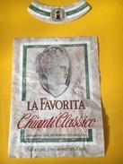 5627 -   Chianti Classico La Favorita Italie - Etiquettes