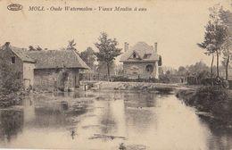 Mol Moll Oude Watermolen Vieux Moulin à Eau - Mol