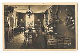 LA MALENE  (cpsm 48)  Salon Du Grand Hôtel -   - L 1 - Autres Communes