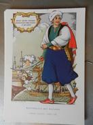 14318) SERIE PIRATI E CORSARI CORSARO ALGERINO 1650 ILLUSTRATORE NICOULINE NON VIAGGIATA - Illustratori & Fotografie