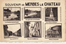 Merbes Le Chateau Souvenir - Merbes-le-Château