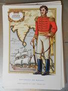 14319) SERIE PIRATI E CORSARI ROBERT SOURCOUF DI S. MALO FRANCIA 1670 ILLUSTRATORE NICOULINE NON VIAGGIATA - Illustratori & Fotografie