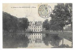 VERBIESLES  (cpa 52)  Château Du Val Des Ecoliers - L'Etang -    - L 1 - France