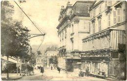 63/CPA - Clermont Ferrand - Boulevard Desaix - Le Théatre - Clermont Ferrand