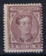 Spain: Ed 181 Mi Nr 163   MH/* Flz/ Charniere  No Thin, Some Gum Missing - Nuevos