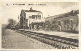 Monterotondo Roma Stazione Ferroviaria - Transports